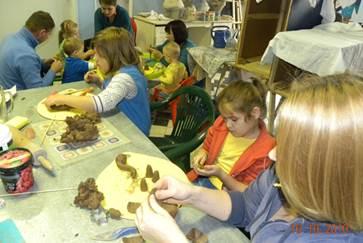 Lekcje tworzenia z gliny