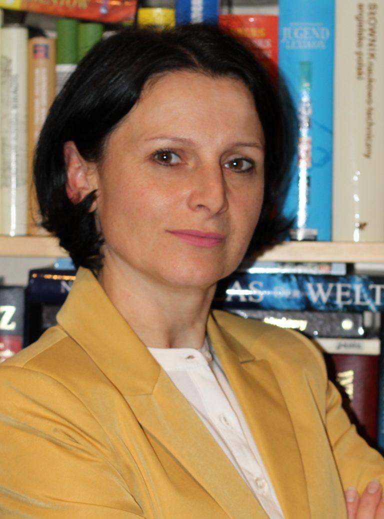 mgr Anna Kostrzewa Język polski